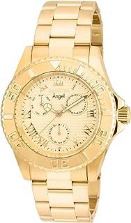 Invicta Women's Angel 17524 Gold Stainless-Steel Quartz Watch