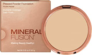 Mineral Fusion Pressed Makeup Powder Foundation Warm 2 By 0.32 Oz