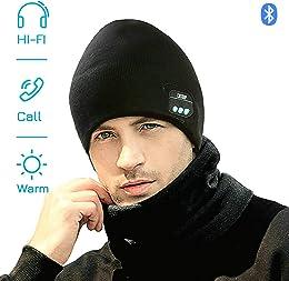 Bonnet Bluetooth - Unisexe Music Bonnet Bluetooth