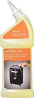 Bonsaii Paper Shredder Lubricant Oil for Home Tools, 12 oz. / 400ml
