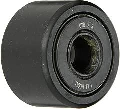 McGill CYR2S Cam Yoke Roller, Sealed, Inch, Steel, 2
