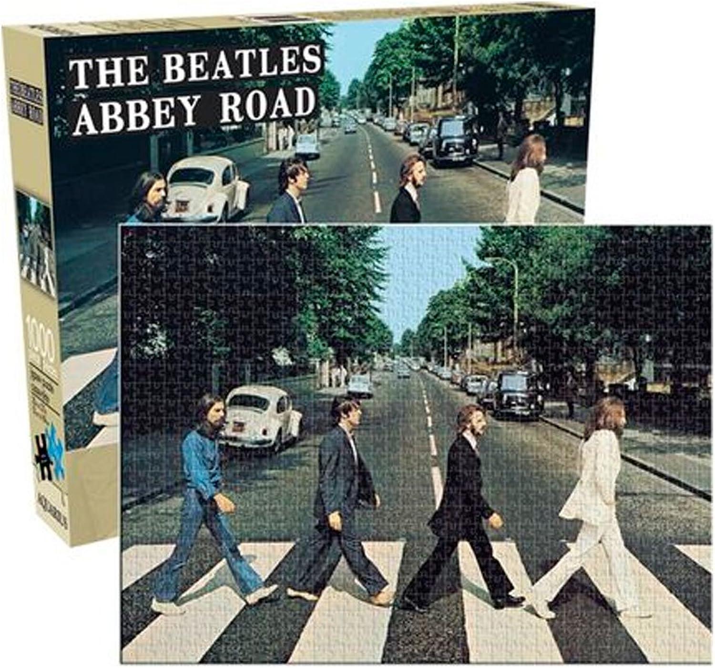 saludable NMR Puzzle  Beatles Abbey Abbey Abbey Road (1000 piezas)  mejor calidad