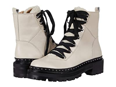 Steve Madden Rainier Hiker Bootie (Bone Leather) Women