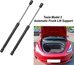 Hood Lift Supports, Magicalmai Pneumatic Front Frunk Struts Kit Automatic Opening Lifting for Tesla Model 3 (2pcs a set)