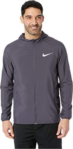 Essential Hooded Running Jacket