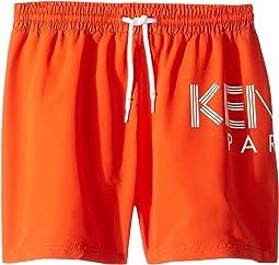 Logo Swim Shorts (Big Kids)