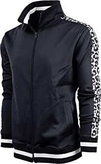 SCREENSHOT Mens Urban Hip Hop Premium Track Jacket - Slim Fit Side Taping Sportswear Urbanwear Streetwear Fashion Top