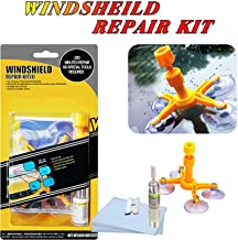 YOOHE Car Windshield Repair Kit – Windshield Chip Repair Kit with Windshield Repair..