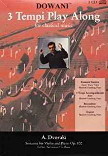 Sonatina for Violin and Piano Op. 100 in G-Major