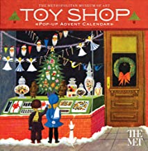 Toy Shop Pop-up Advent Calendar