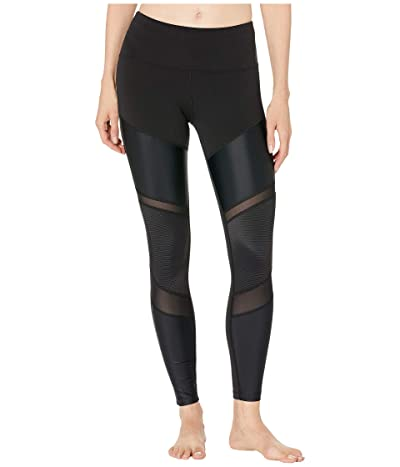 Lorna Jane Classic Shine Full-Length Leggings (Black) Women