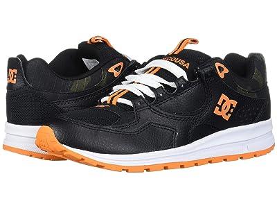 DC Kids Kalis Lite (Big Kid) (Black/Camo) Boys Shoes