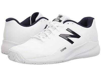 New Balance 996v3 (White/White) Men