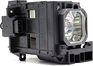 Emazne NP06LP/60002234 Projector Replacement Compatible Lamp with Housing for NEC NP1150 NEC NP1150G2 NEC NP1200 NEC NP125...