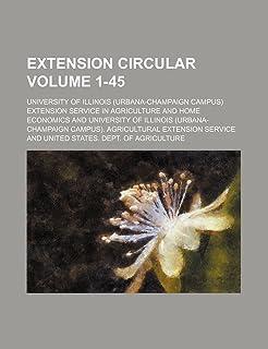 Extension Circular Volume 1-45