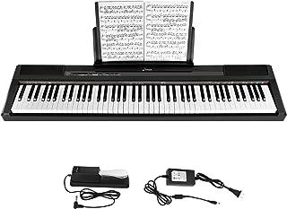 Best casio 88 key digital piano 135cs black Reviews
