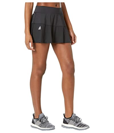adidas Match Skirt (Black/White) Women