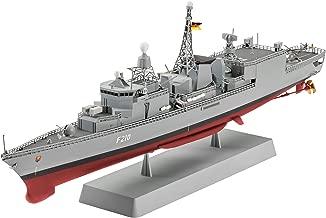 Revell German Frigate Class F122 Model Kit, 1:300 Scale, 43.3 cm