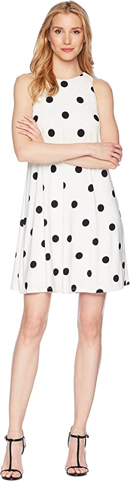 Peninsula Dot Suzan Dress
