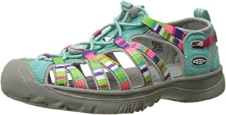 KEEN Whisper Toddler Hook-and-Loop Sandal (Toddler/Little Kid)