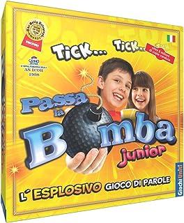 Giochi Uniti Passa la Bomba Junior - Juego de Mesa (en