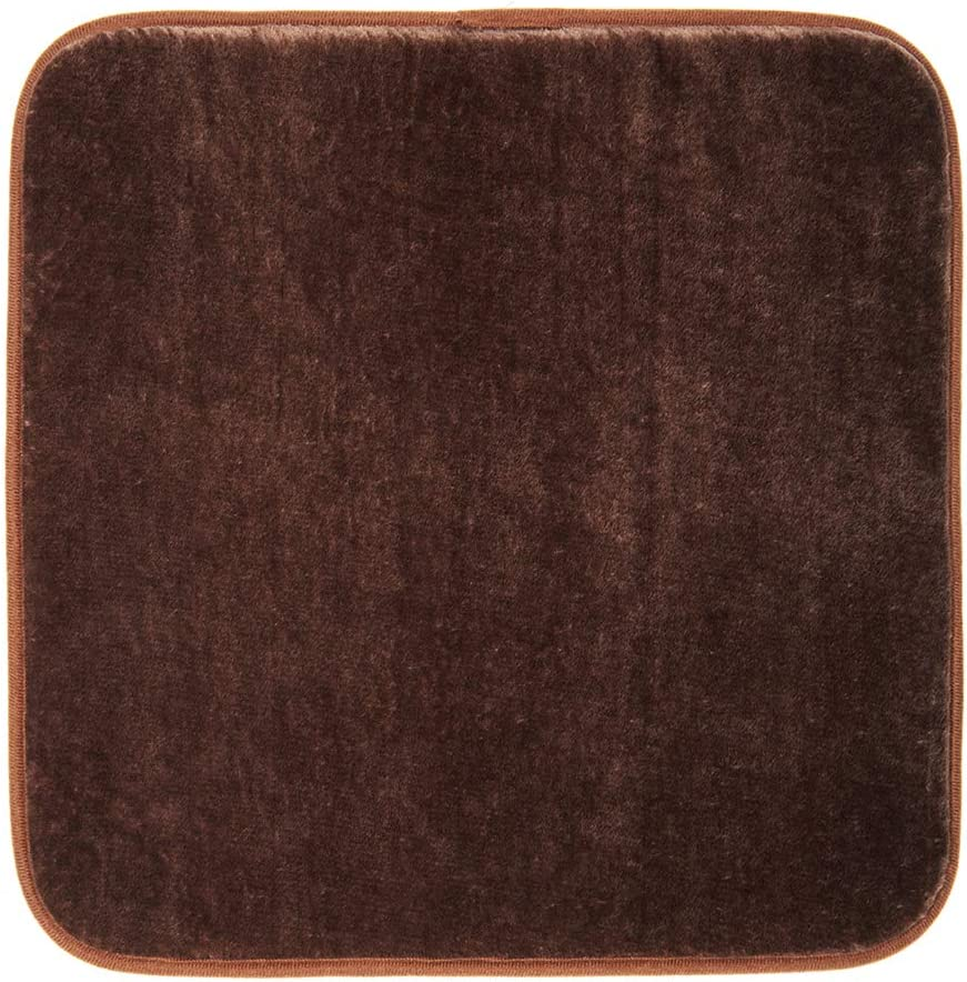 Coral Velvet Chair Import Cushions All items in the store Non-Slip Pads Square Cushion Seat fo