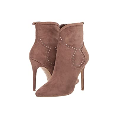 Charles by Charles David Plot Ankle Bootie (Taupe Microsuede) Women