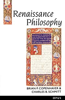Renaissance Philosophy (History of Western Philosophy)