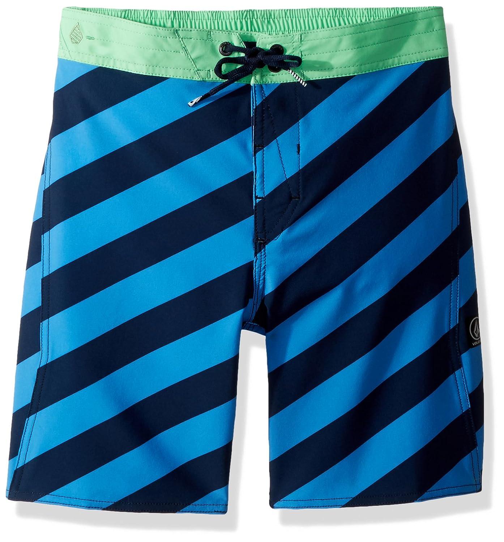 VOLCOM ボルコム キッズ 水着 海水パンツ Stripey Elastic BY C0811832