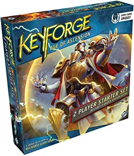 Keyforge Age of Ascension Two-Player Starter Set Card Game