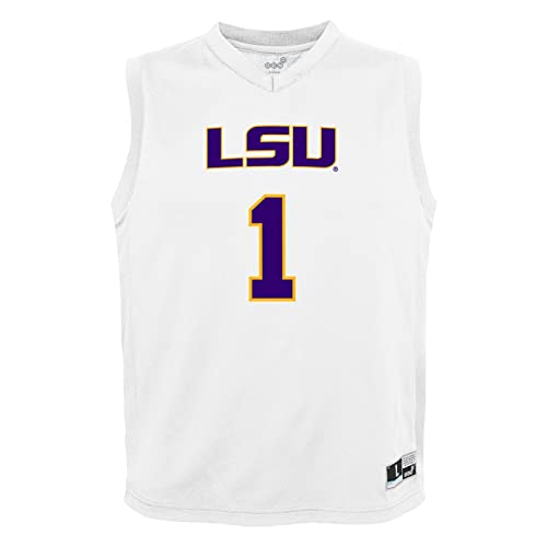 hot sale online 698c3 5a2e7 LSU Jersey: Amazon.com