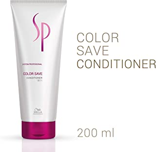 Wella SP Color Save Conditioner for Hair Colour Protection, 200ml