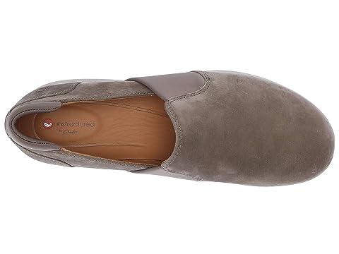 LeatherNavy Adorn Clarks Aubergine Step Nubuck Un NubuckTaupe NubuckBlack r65q57Xxw