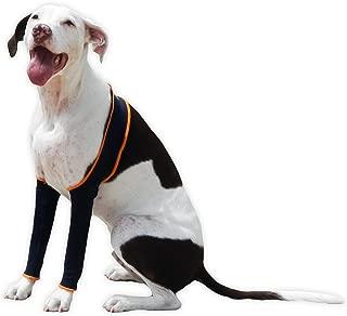 H4Legs Dog Leggings, Small, Navy Blue