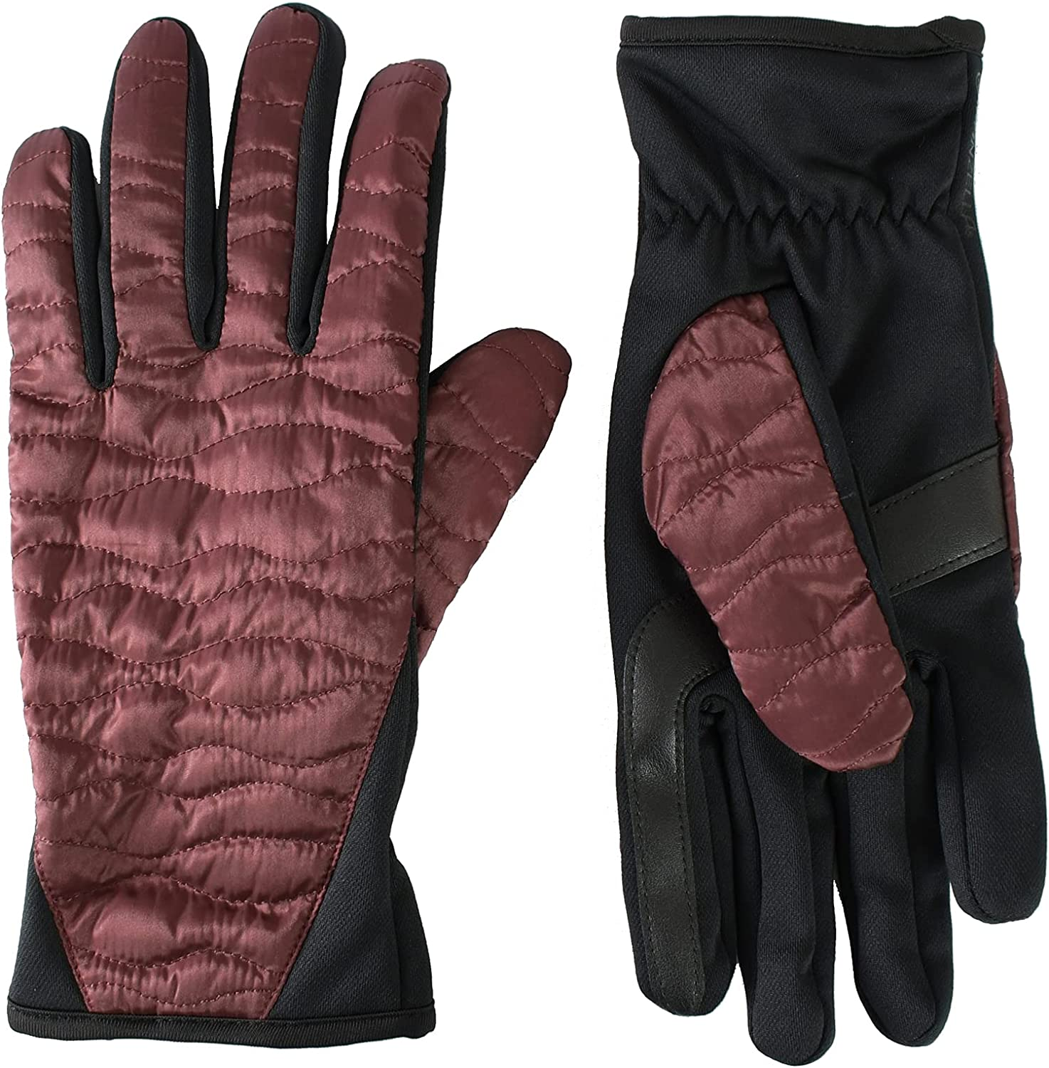Manzella womens Bristol Touchtip Cold Weather Glove, Touchscreen Capable