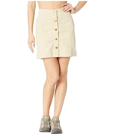Toad&Co Mindy Skirt (Brown Rice) Women