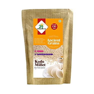 24 Mantra Organic Products Kodo Millet, Ancient Grains, 500g
