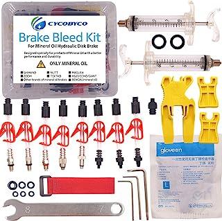 comprar comparacion Kit de freno hidráulico para bicicleta de aceite mineral para todas las series Shimano/Magura/Tektro/ZOOM/CSC/ECHO/GIANT/H...