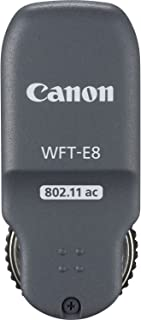 Canon WFT E8 Datensender, 100m Reichweite, schwarz