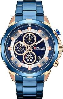 Men Watch Business Multifuntional Waterproof Watches Quartz Watch