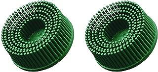 3M 3M-18730 Roloc Bristle Disc Grade - 50, Size - 2 - 2 Pack