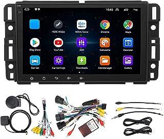 Auto Navigator, 8in Navigator GPS Audio Video Bluetooth WiFi Speler 1 + 16GB voor Android 10.1 Fit voor Chevrolet Avalanch...