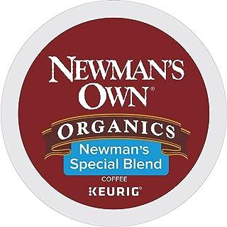 Newman's Own Organics Special Blend, Single-Serve Keurig K-Cup Pods, Medium Roast..