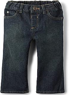 Baby Toddler Boys Basic Bootcut Jeans