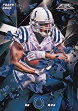Football NFL 2015 Topps Fire Onyx #91 Frank Gore #91 NM+ Colts