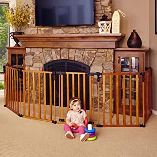 Toddleroo by North States 3-in-1 Wood Superyard: 151