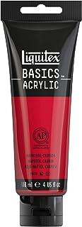Liquitex Acrylique Basics tube 118 ml Naphtol carmin