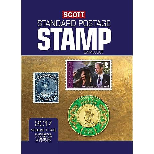 World Postage Stamp Catalog: Amazon com