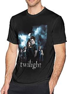WillardSCox Mens The Twilight Saga Cool Casual Tops T Shirts