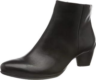 Ecco Sculptured 45 Black Dres Women's Ankle boot